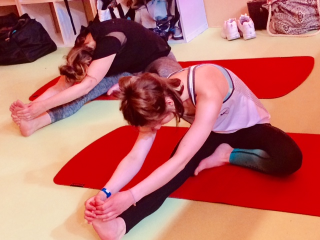 yoga cours collectifs