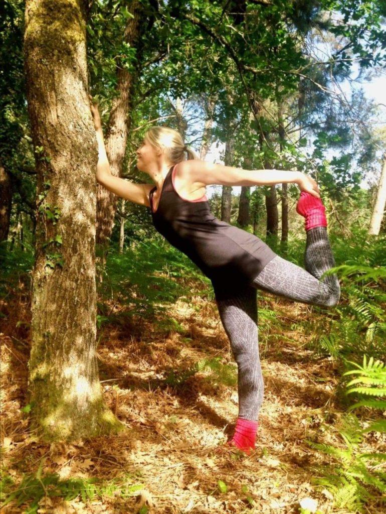 sport santé bien-être yoga nature