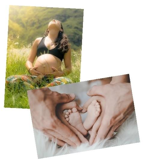 bien-être de la femme enceinte et du bébé